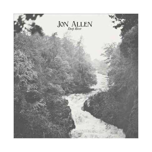 Jon Allen - Deep River (CD) - image 1 of 1