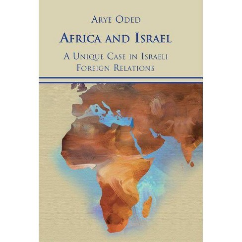 Africa and Israel - by  Arye Oded (Hardcover) - image 1 of 1