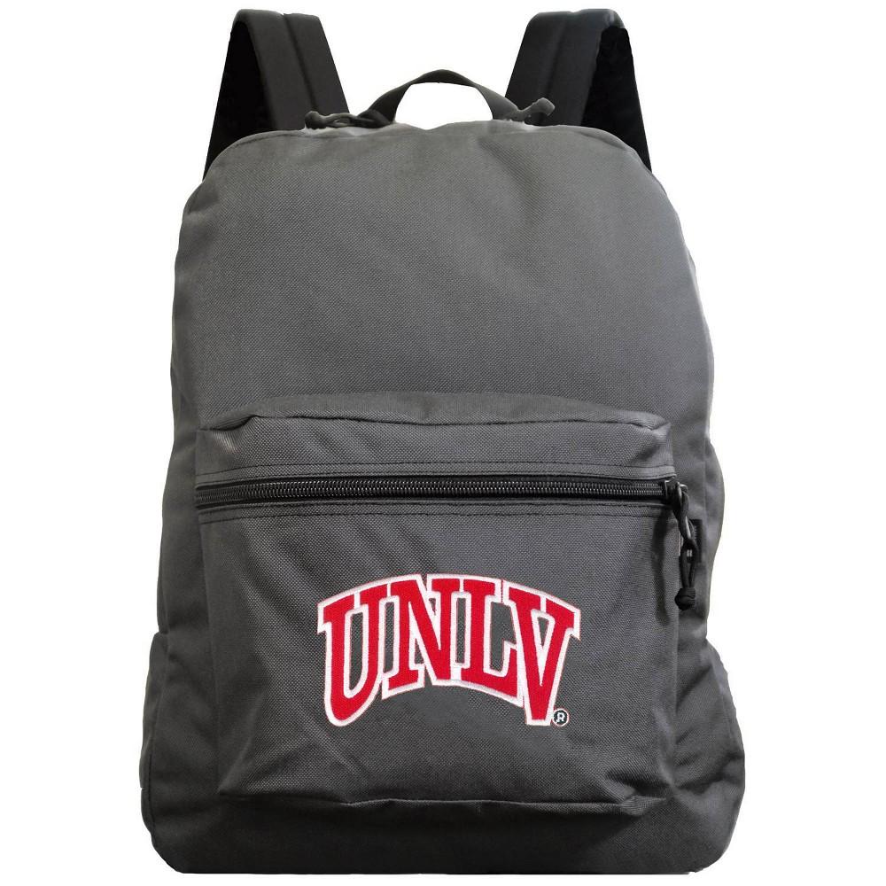 Ncaa Unlv Rebels Gray Premium Backpack