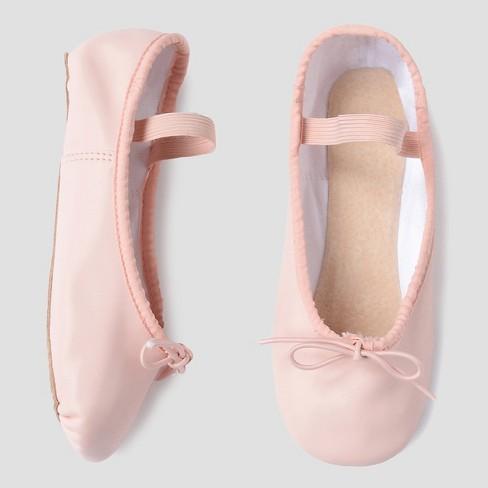224301355e2f Freestyle By Danskin Girls  Ballet Slippers   Target