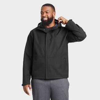 Men's Waterproof Jacket - All in Motion™ Black XL