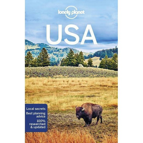 Lonely Planet USA - (Travel Guide) 10 Edition (Paperback) - image 1 of 1