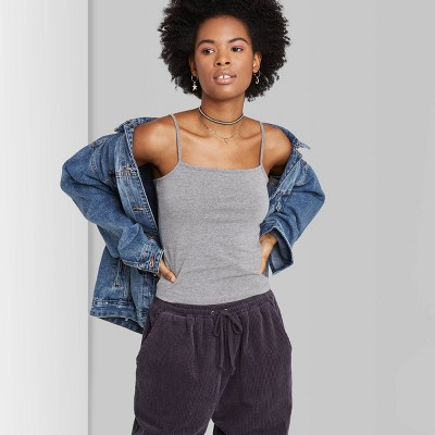 Women's Cropped Cami - Wild Fable™