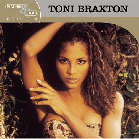 Toni Braxton - Platinum & Gold Collection (CD) - image 1 of 1