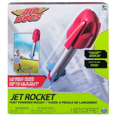 Air Hogs Jet Rocket - Foot Powered Rocket