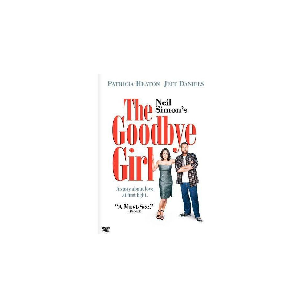 The Goodbye Girl Dvd