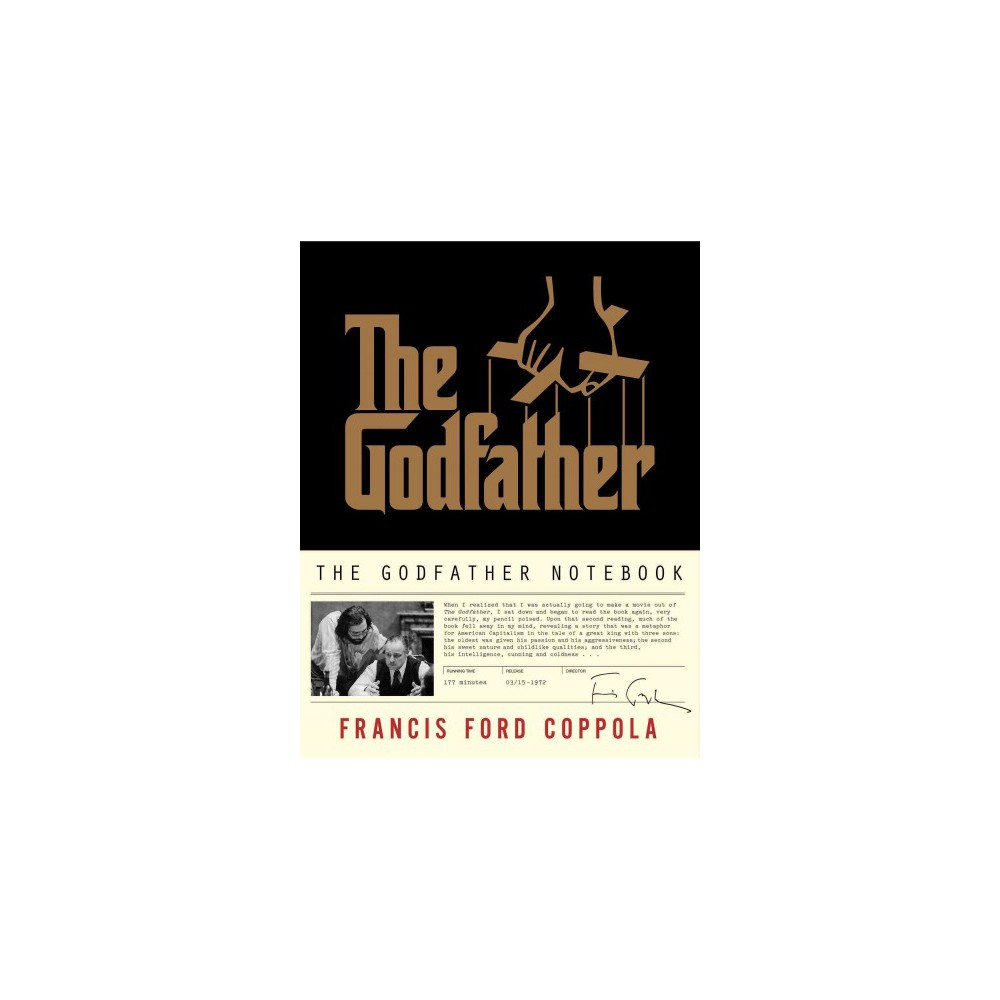 Godfather Notebook (Reprint) (Paperback) (Francis Ford Coppola)