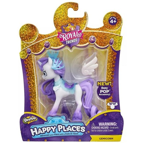 Shopkins Happy Places Royal Trends Gemicorn Lil' Shoppie Pack - image 1 of 2