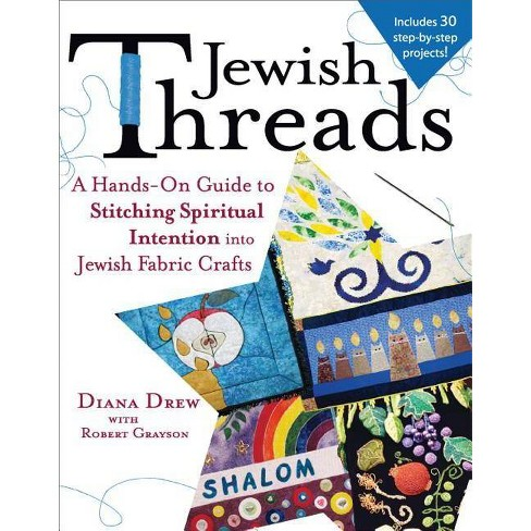 Jewish Threads - by  Diana Drew (Paperback) - image 1 of 1