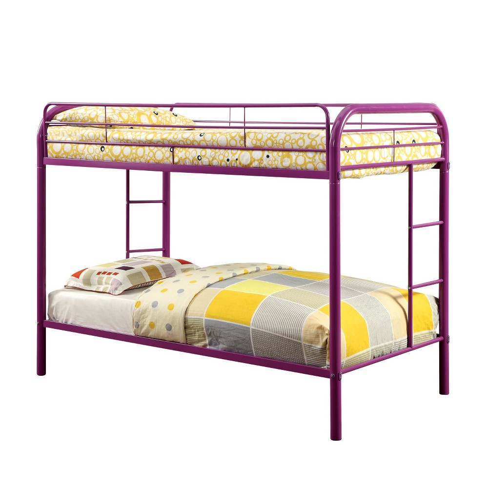 Winona Kids Bunk Bed Purple - Homes: Inside + Out