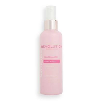 Makeup Revolution Skincare Niacinamide Mattifying Essence Spray - 3.38 fl oz