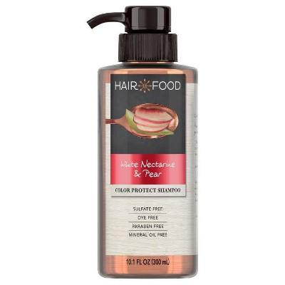 Hair Food White Nectarine & Pear Color Protect Shampoo - 10.1 fl oz