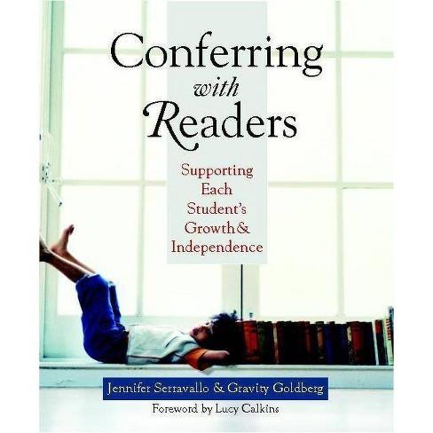 Conferring with Readers - by  Gravity Goldberg & Jennifer Serravallo (Paperback) - image 1 of 1