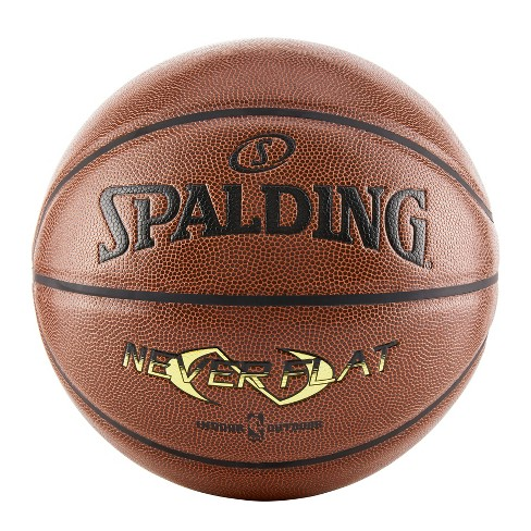 "Spalding Never Flat 29.5"" Basketball - image 1 of 3"