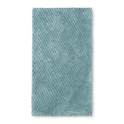 20 X34  Tufted Accent Bath Rugs And Mats Silver Blue - Fieldcrest®