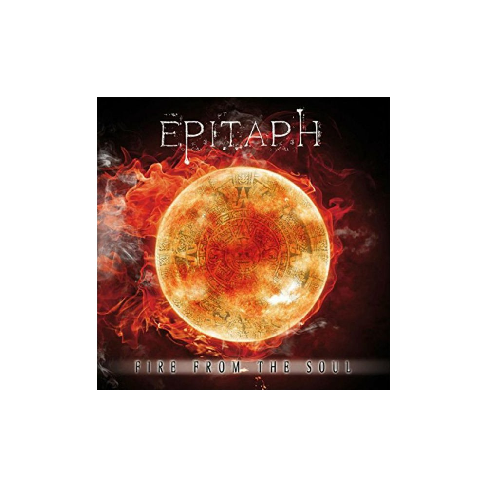 Epitaph - Fire From The Soul (CD)