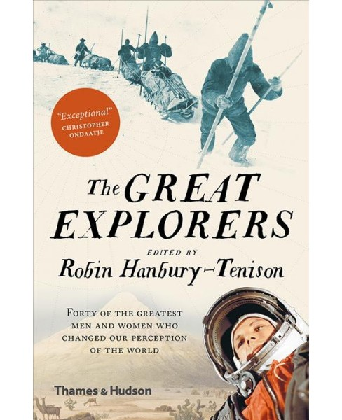 Great Explorers -  REP CPT (Paperback) - image 1 of 1