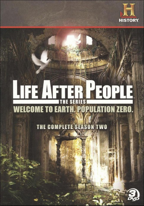Life after people:Complete season 2 (DVD) - image 1 of 1