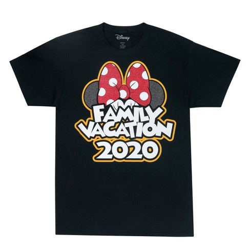 "Women's Minnie ""Family Vacation 2020"" T-Shirt - Disney ™ - image 1 of 1"