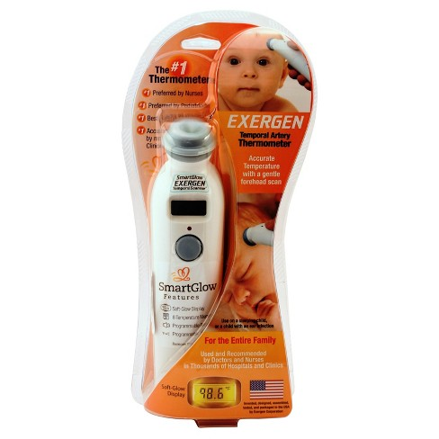 Exergen Temporal Artery Thermometer - image 1 of 4
