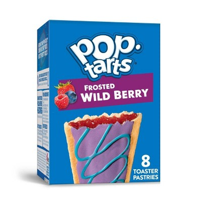 Kellogg's Pop-Tarts Wildlicious Frosted Wild Berry Pastries - 8ct/13.54oz