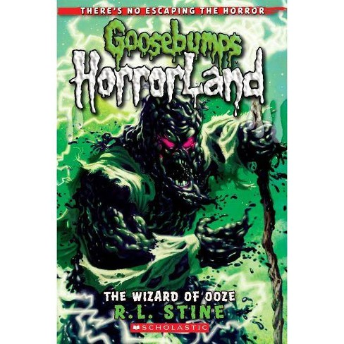 The Wizard of Ooze (Goosebumps Horrorland #17), Volume 17 - by  R L Stine (Paperback) - image 1 of 1