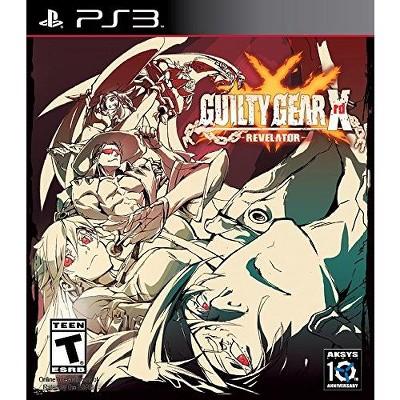 Guilty Gear Xrd -Revelator - PlayStation 3