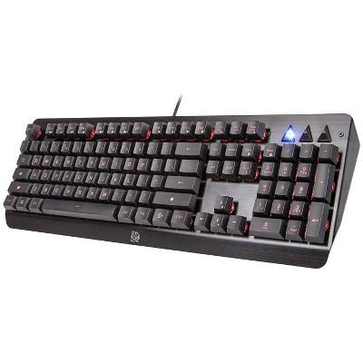 Thermaltake Tt Esports Challenger Edge Membrane Gaming Keyboard