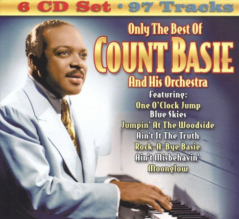 Count basie - Only the best of count basie (CD) - image 1 of 1