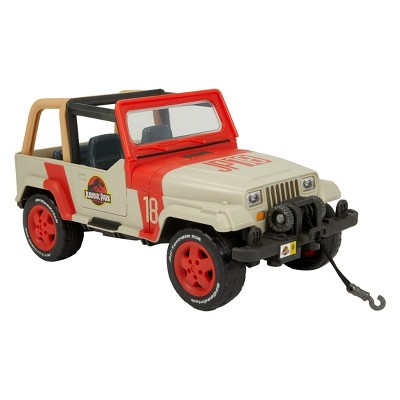 Matchbox Jurassic World Legacy Collection Jeep Wrangler with Winch