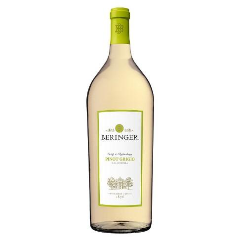 Beringer Pinot Grigio White Wine - 1.5L Bottle - image 1 of 1