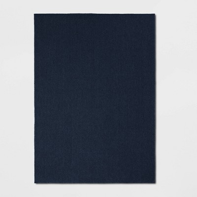 5'X7' Hercules Rug Blue - Room Essentials™