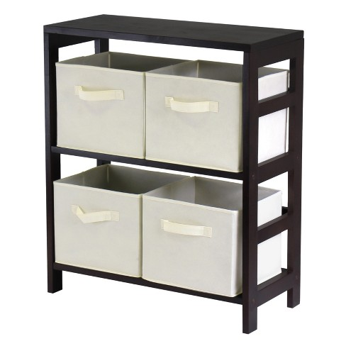 Decorative Storage Cabinets Winsome ESPR B BUFF B - image 1 of 1