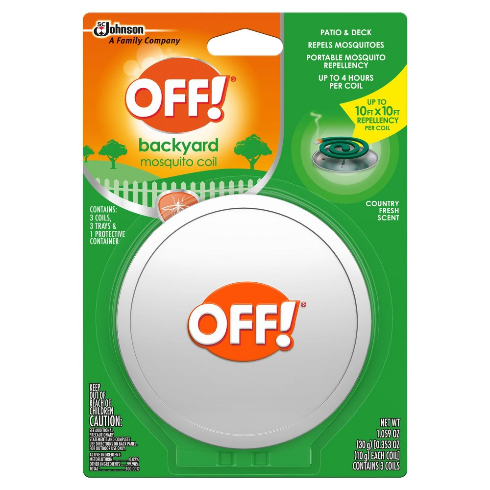 Image of OFF! Mosquito Coil Starter
