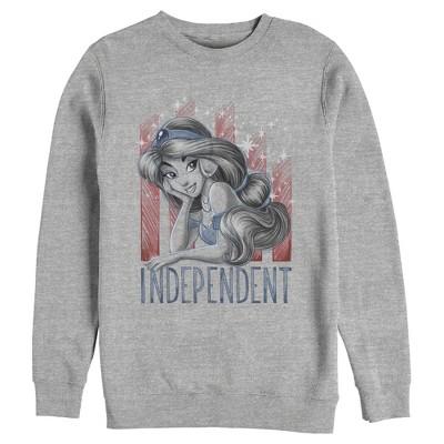 Men's Aladdin Fourth of July Jasmine Stripes Sweatshirt