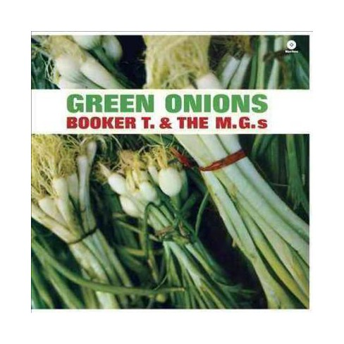 Booker T.  &  The MG's - Green Onions (Vinyl) - image 1 of 1