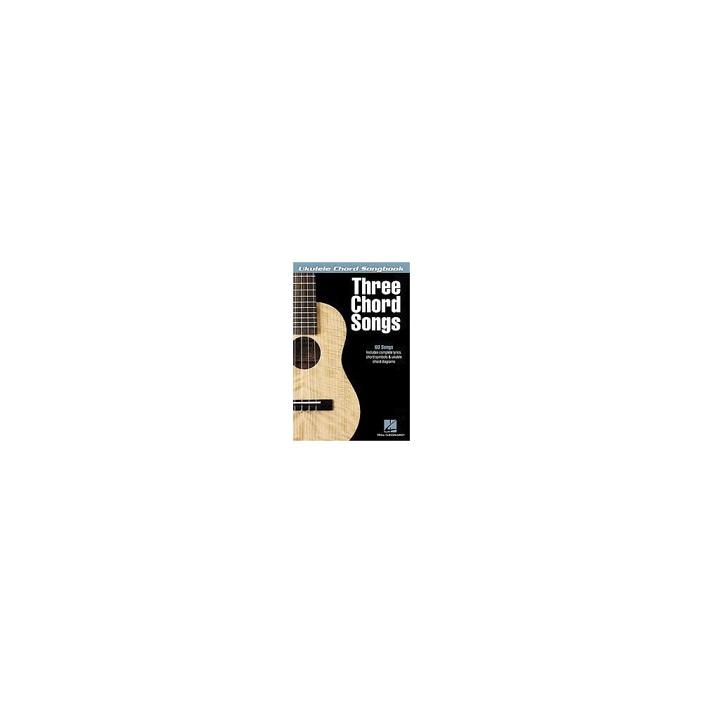 Three Chord Songs (Paperback)