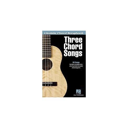 Three Chord Songs (Paperback) : Target