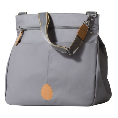 PacaPod 3-in-1 Baby Changing Messenger Bag Oban - Gray