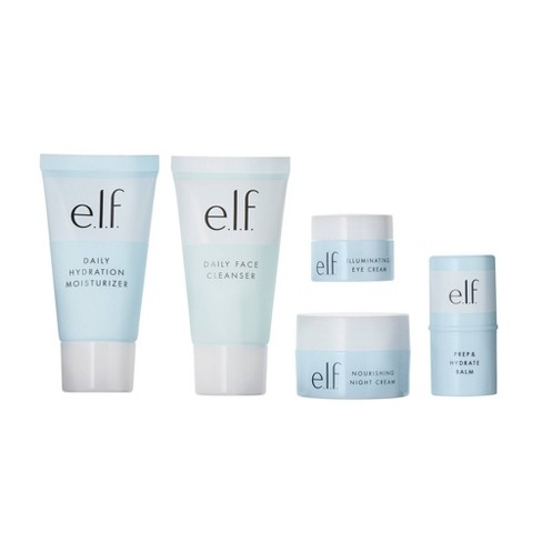 e.l.f. Jet Set Hydration Kit 57418 5pc - 1.9floz - image 1 of 2