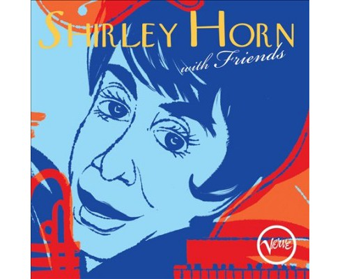 Shirley Horn - Shirley Horn With Friends (CD) - image 1 of 1