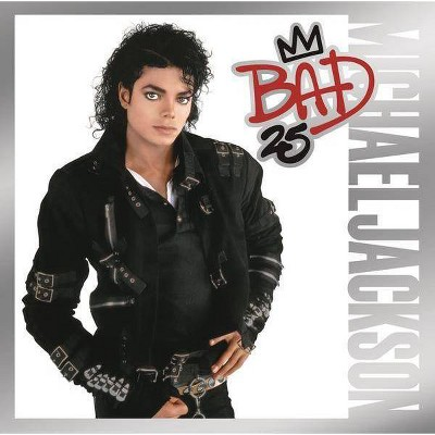 Michael Jackson - Bad (25th Anniversary Edition) (CD)