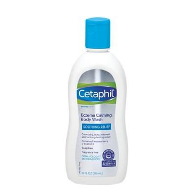Body Washes & Gels: Cetaphil Pro Restoraderm Gentle Body Wash