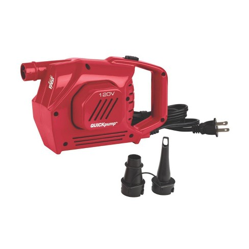 Coleman QuickPump Electric 120V - Red - image 1 of 4