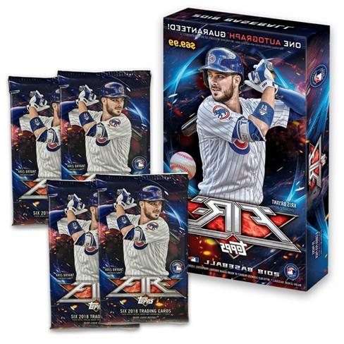 2018 Topps Mlb Fire Baseball Trading Card Hobby Box