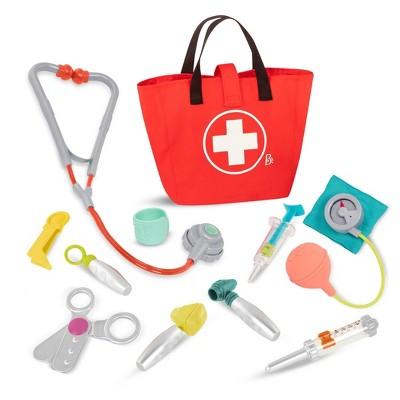 B. toys - Doctor Play Set - Mini Doctor Care Kit