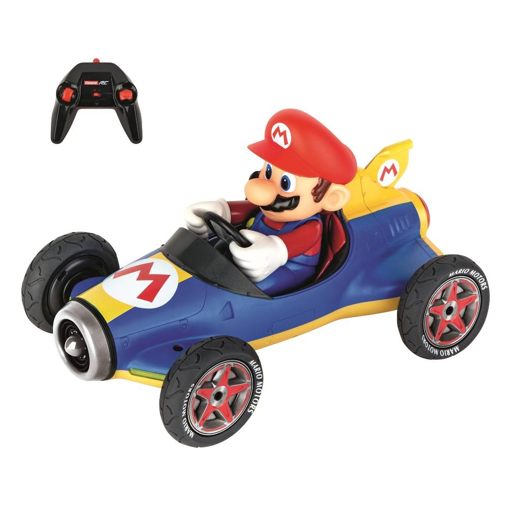 Carrera Rc Mario Kart Mach 8 Mario