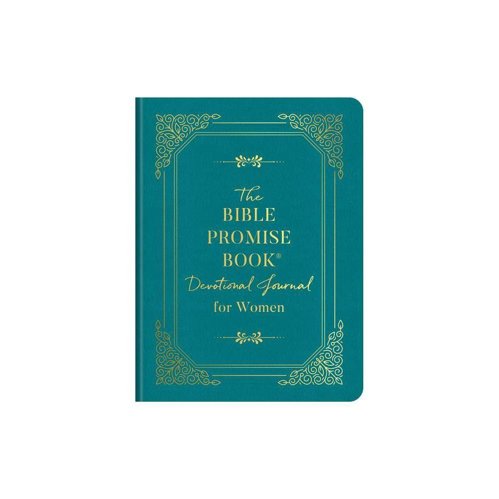 Bible Promise Book Devotional Journal for Women - by Compiled by Barbour Staff (Paperback)