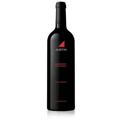 Justin Cabernet Sauvignon Red Wine - 750ml Bottle