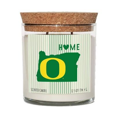 NCAA Oregon Ducks Home State Candle
